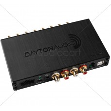 Dayton Audio - DSP-408 - 4x8 DSP Digital Signal Processor for Home and Car Audio
