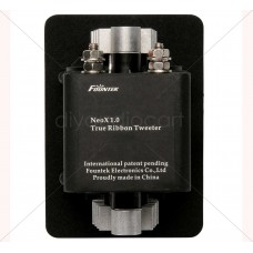 Fountek - Neo - X 1.0 Ribbon Tweeter Black
