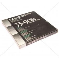 "Maxell - XLI - 7"" Reel To Reel Sound Recording Tape 1/4"" 35-90B"