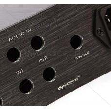 DAC - Pre-Amplifier/DAC Aluminium Cabinet - 1707