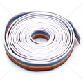 Multicolor Flat Ribbon Cable - 10 Core