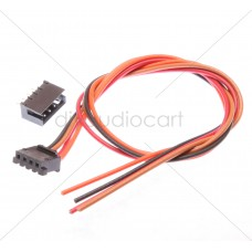 Male Female Connector - 5 PIN