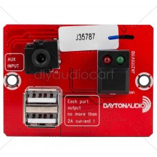 Dayton Audio -  KAB-INT Interface Extension Board for Bluetooth Amplifier Boards
