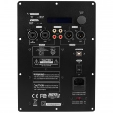 Dayton Audio - SPA250DSP - 250W Subwoofer Plate Amplifier with DSP