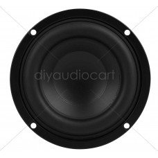 "Dayton Audio - TCP115-4 - 4"" Treated Paper Cone Midbass Woofer 4 Ohm"