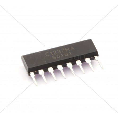 c1237ha speaker protection ic for stereo power ampAmplifier Ic For Speakers #4