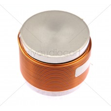 Jantzen Audio - 8.20mH - Iron Core + Discs Inductor Crossover Coil - 15 AWG