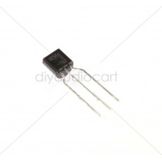 Fairchild - 2N3906TAR - Bipolar Transistors - BJT PNP Transistor