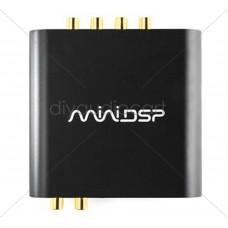 miniDSP - 2x4 HD USB DAC + Digital Signal Processor