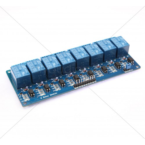 Swell Relay Module 8 Channel 5V With Optocoupler For Arduino Pic Arm Dsp Avr Wiring Digital Resources Indicompassionincorg