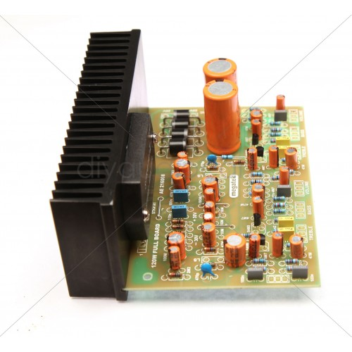 Stk4141 Stereo Amplifier Circuit Diagram