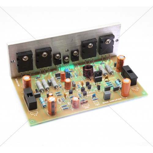 200w Subwoofer Lifier Circuit Diagram Wiring Diagram And