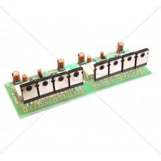 Megatek - AE216036 - 400W Stereo (2SA1943 / 2SC5200) Power Amplifier W/o Heat sink