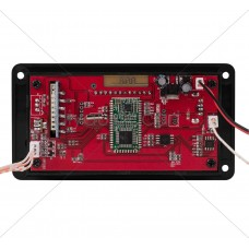 Audio Preamp Board - 12 VDC Bluetooth 4.0 FM Radio MP3 WAV FLAC