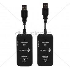 Dayton Audio - Wave-Link WLS - System 2.4 GHz Full Range Wireless Pair