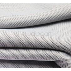 """Jantzen Audio - Speaker Grill Cloth - Running Feet by 68"""" Wide - Premium Grey"""