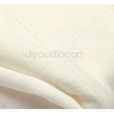 """Jantzen Audio - Speaker Grill Cloth - Running Feet by 72"""" Wide - Premium White"""