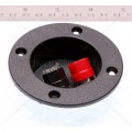 MX 2 Way Binding Post Speaker Terminal Round (75 x 45.6MM)