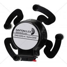 Dayton Audio DAEX25Q-4 Quad Feet 25mm Exciter 20W 4 Ohm