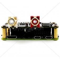 Allo - MiniBOSS - DAC FOR RPI Zero