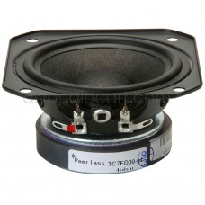 "Peerless by Tymphany - TC7FD00-04 - 2-1/2"" Full Range - Paper Cone - Woofer - 4 Ohm"
